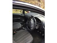 Limited Edition Vauxhall Corsa 1200cc, 36,000 from new