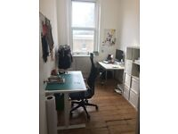 Desk to rent in creative studio in Camberwell