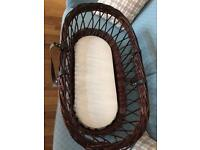 Moses basket/crib