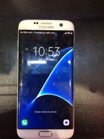 Samsung Galaxy s7 edge white unlocked