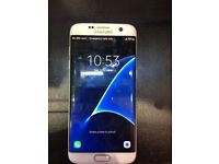 Samsung Galaxy s7 edge white unlocked