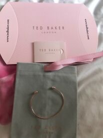 Ted Baker Rose Gold Bracelet