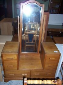 Dressing Table at Cambridge Re-Use (cambridge re-use)