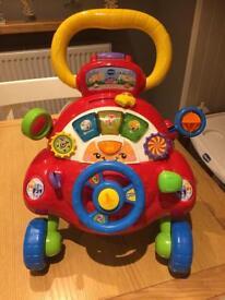 Toot-Toot baby walker