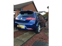 2006 Seat Leon TDI Sport 140bhp, Well maintained, 88k Miles