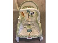 Fisher price baby 3 in 1 chair