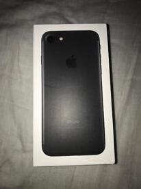 iPhone 7 32GB Box Only (Phone not Included)