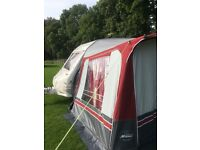 2 berth Super Sprite, 450/2, 1993. with full size awning