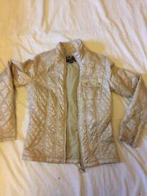 Barbour freerider jacket size 8 bargin at £100