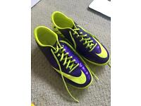 Nike Mercial Football Boots - UK size 10
