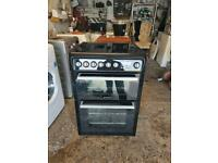 Hotpoint 600mm freestanding electric cooker