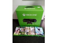 Microsoft Xbox One 500gb with wireless controller & 5games & headset very cheap possibly delivery