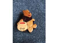 Winnie the pooh wooden secret box