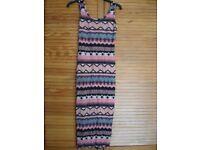 Bundle of 4 Aztec Dresses