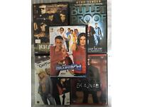 Selection of 6 DVD's open to offers