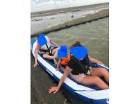 3 person kayak