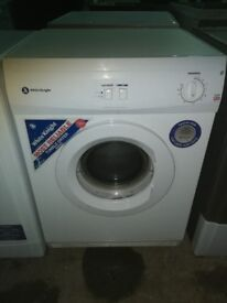 WHITE KNIGHT VENTED 6KG TUMBLE DRYER IN GOOD WORKING ORDER