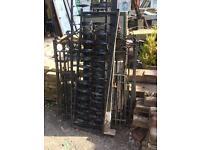 Cast iron gates for sale