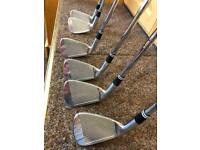 Cleveland 588 tt irons 5/pw