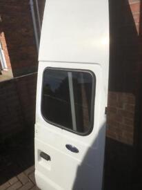 Ford transit mk6 rear door