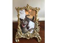 Rococo Style Photo Frame