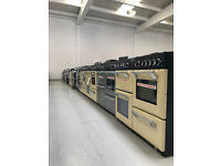 Huge range of DISCOUNTED Range Cookers from £499! 12 Month Warranty, Graded