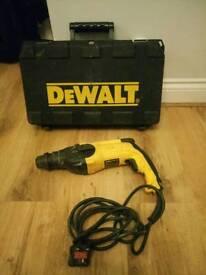 DEWALT heavy duty rotary hammer drill