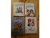 DVD collection x19 including Despicable Me, Miranda Hart, Vampire Diaries