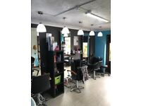 Hair salon and tanning studio for sale