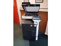 Konica Minolta C220 Colour Copier/Scanner/Printer/Fax