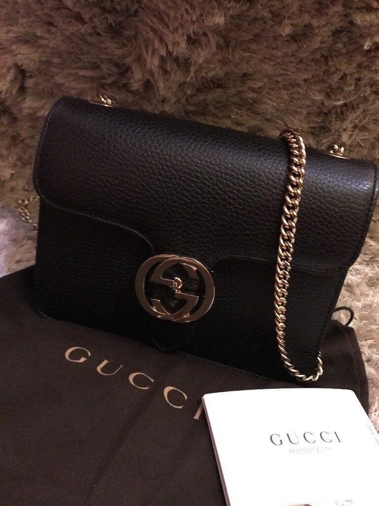 d2c357c96475 Authentic Gucci handbag