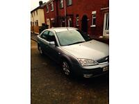 2005 Ford Mondeo 1.8l immaculate .full mot and service