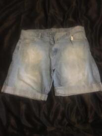 "Jean Shorts W38""/96cm"