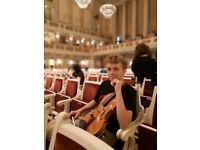 Violin/Viola Lessons £25/h (English and/or Russian) : Teacher in North and Central London