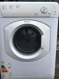 Hotpoint Tuble dryer Aquarius 7KG