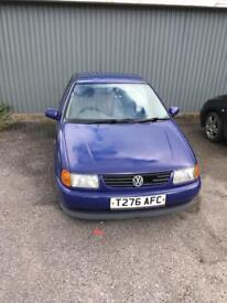 5 dr 1.9CL VW POLO Swap for 50/125