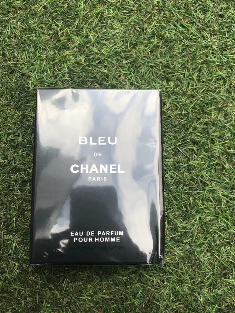 Bleu De Chanel 100ml Eau De Parfum Brand New In Box In