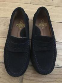 Boys shoes moccasins / loafers size 10.5
