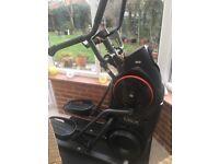 Bowflex Max trainer M3 low impact maximum calories burn.