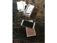 I phone 7 plus 32g rose gold