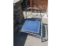 Free kids small trampoline