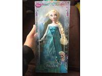 Original Disney frozen Elsa doll