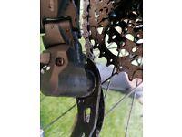 Voodoo Hoodoo mountain bike / hardtail + upgrades