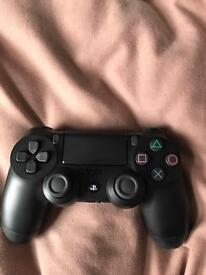 Black PS4 207 controller
