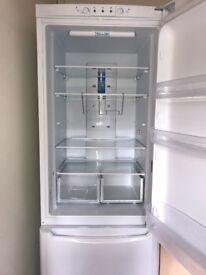 Fridge freezer - white