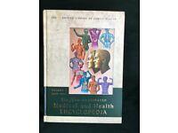 MEDICAL AND HEALTH ENCYCLOPEDIA SET INTERIOR DECORATOR'S BOOKS
