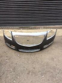 Vauxhall insignia 2009 2010 2011 Genuine front bumper for sale