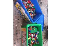 2 x Boxes of Lego