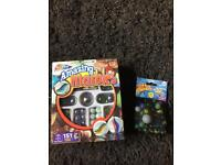 Amazing Marbles deluxe set & hot shots marbles (brand new)