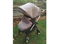 Silver Cross Wayfarer Chelsea Model Pushchair/Pram